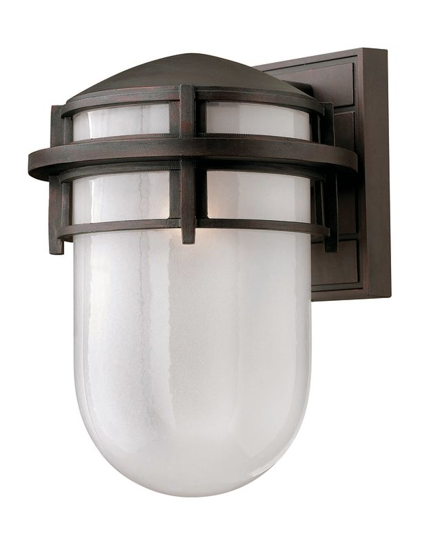 """Hinkley Lighting H1954 12.75"""" Height 1 Light Outdoor Wall Sconce from"""