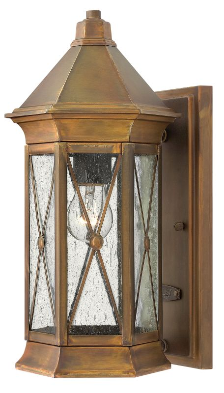 "Hinkley Lighting 2290-LED 14"" Height LED Outdoor Lantern Wall Sconce"