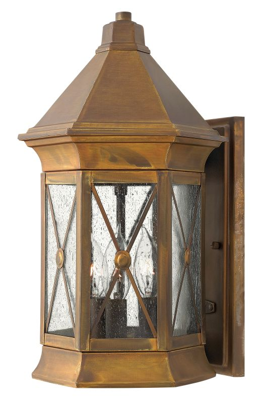 "Hinkley Lighting 2294-LED 15.5"" Height LED Outdoor Lantern Wall Sconce"