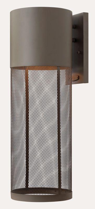 "Hinkley Lighting 2305-LED 21.75"" Height Dark Sky LED Outdoor Wall"