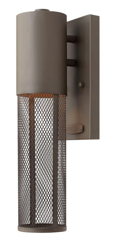 """Hinkley Lighting 2306-LED 14"""" Height Dark Sky LED Outdoor Wall Sconce Sale $189.00 ITEM#: 1883902 MODEL# :2306KZ-LED UPC#: 640665230666 :"""
