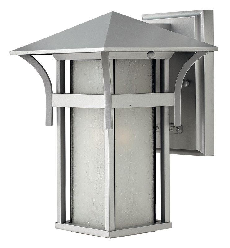 "Hinkley Lighting 2570 10.5"" Height 1 Light Lantern Outdoor Wall Sconce Sale $189.00 ITEM#: 1056057 MODEL# :2570TT UPC#: 640665257045 :"