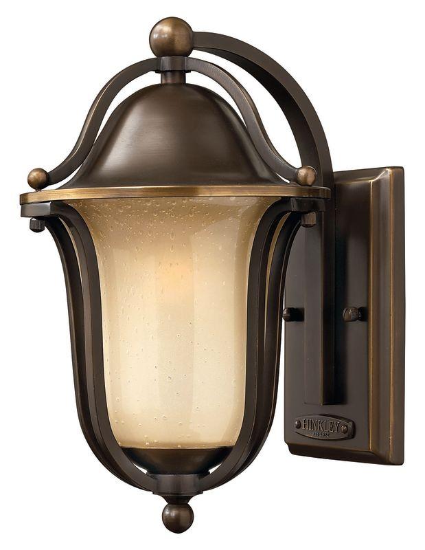 "Hinkley Lighting H2630 12.25"" Height 1 Light Lantern Outdoor Wall"