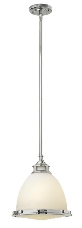 """Hinkley Lighting 3124 1 Light 13.75"""" Height Indoor Full Sized Pendant"""