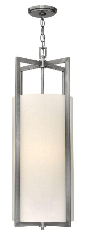 Hinkley Lighting 3212 4 Light Full Sized Pendant from the Hampton Sale $439.00 ITEM#: 1883664 MODEL# :3212AN UPC#: 640665321203 :