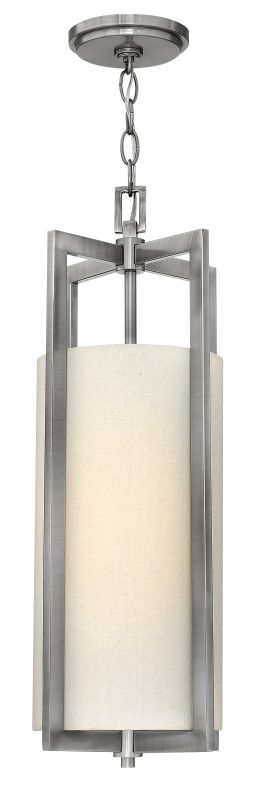 Hinkley Lighting 3217 1 Light Mini Pendant from the Hampton Collection Sale $319.00 ITEM#: 1883666 MODEL# :3217AN UPC#: 640665321708 :