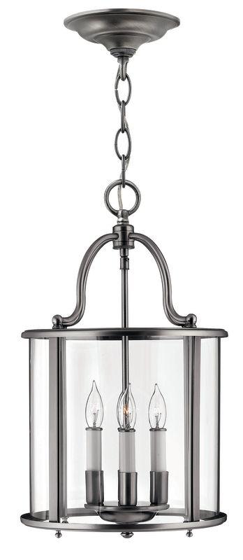 Hinkley Lighting H3474 4 Light Indoor Lantern Pendant from the Gentry Sale $399.00 ITEM#: 311215 MODEL# :3474PW UPC#: 640665347425 :