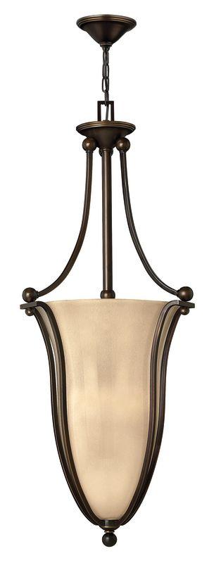 Hinkley Lighting H4665 6 Light Indoor Urn Pendant from the Bolla Sale $779.00 ITEM#: 311667 MODEL# :4665OB UPC#: 640665466522 :