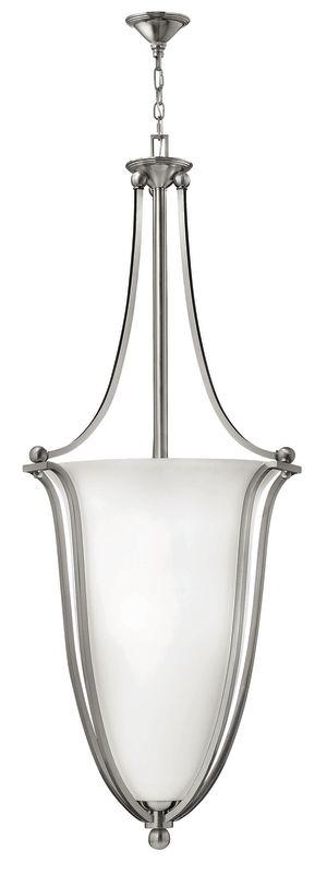 Hinkley Lighting H4668 8 Light Indoor Urn Pendant from the Bolla Sale $479.00 ITEM#: 311672 MODEL# :4668BN UPC#: 640665466812 :