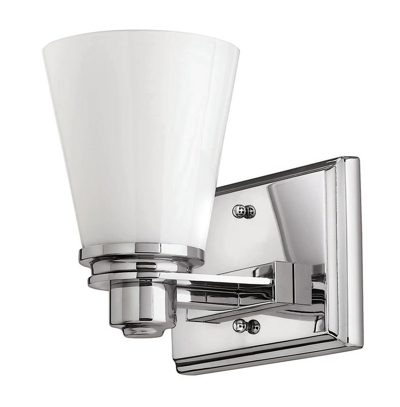 Hinkley Lighting H5550 1 Light Indoor Wall Sconce from the Avon