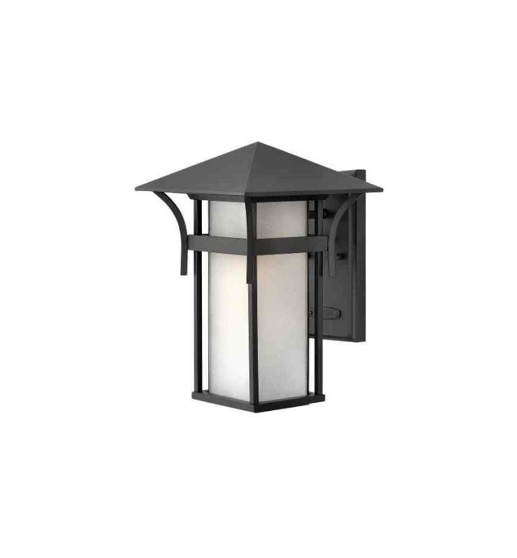 "Hinkley Lighting H2574-LED 14"" High LED Outdoor Lantern Wall Sconce Sale $359.00 ITEM#: 1811315 MODEL# :2574SK-LED UPC#: 640665957433 :"