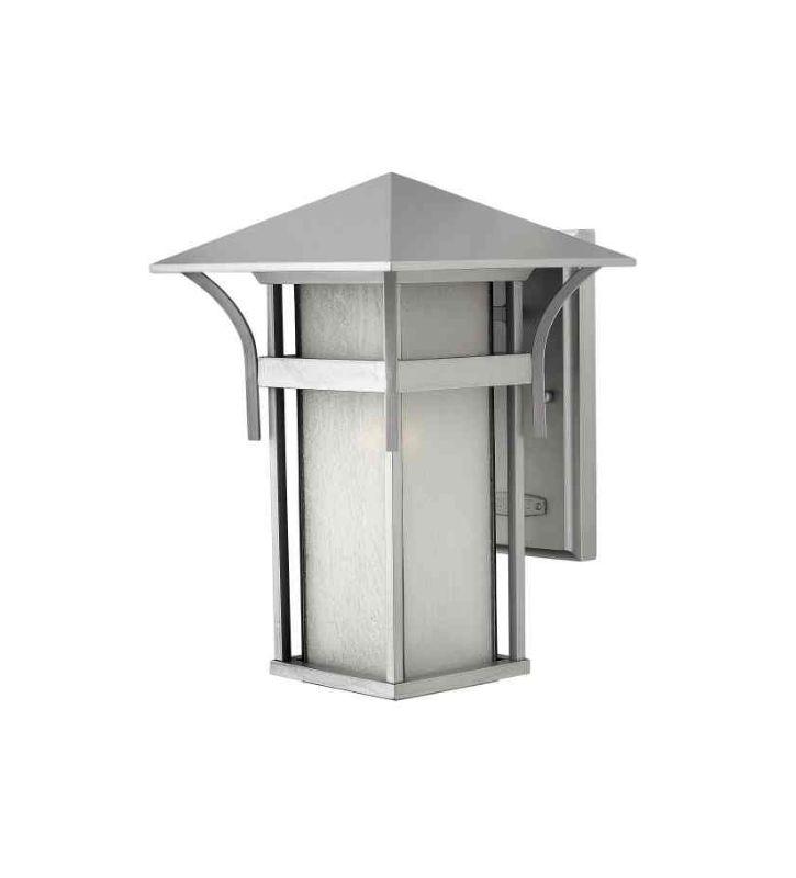 """Hinkley Lighting H2574-LED 14"""" High LED Outdoor Lantern Wall Sconce Sale $359.00 ITEM#: 1811318 MODEL# :2574TT-LED UPC#: 640665957440 :"""