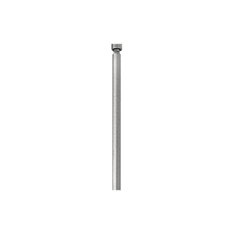 "Hinkley Lighting 4512 12"" Mini Pendant Stem Brushed Nickel Accessory"