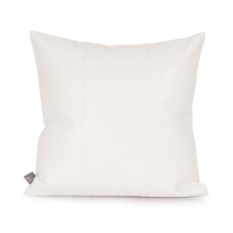 Howard Elliott 1-190 16 X 16 Square Pillow Avanti White Home Decor