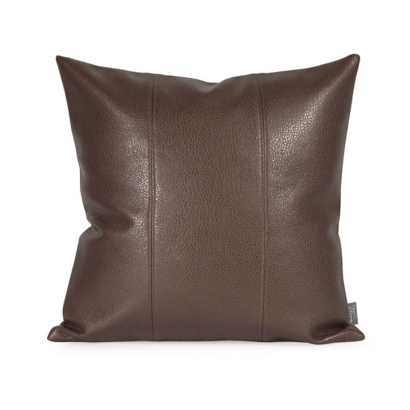 Howard Elliott 1-192 16 X 16 Square Pillow Avanti Pecan Home Decor