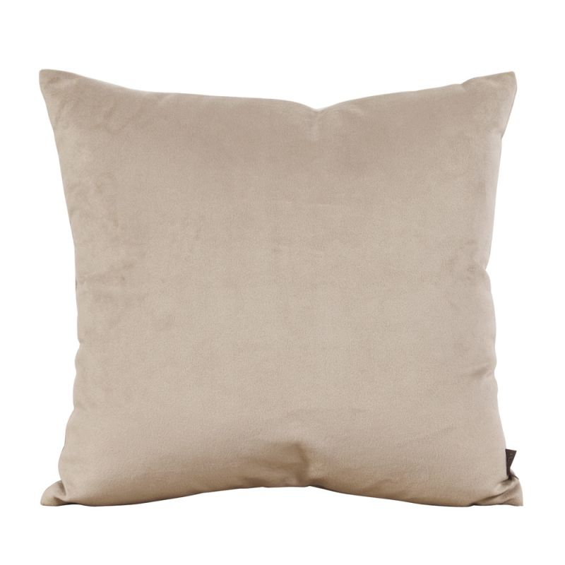 Howard Elliott 1-224 16 X 16 Square Pillow Bella Sand Home Decor