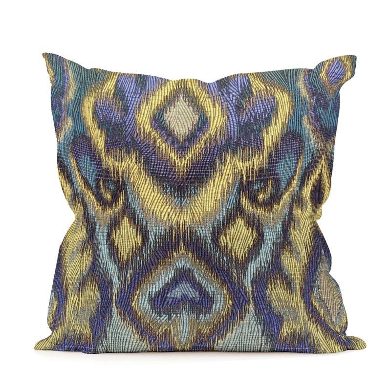 Howard Elliott 1-234 16 X 16 Square Pillow Opal Pacific Home Decor