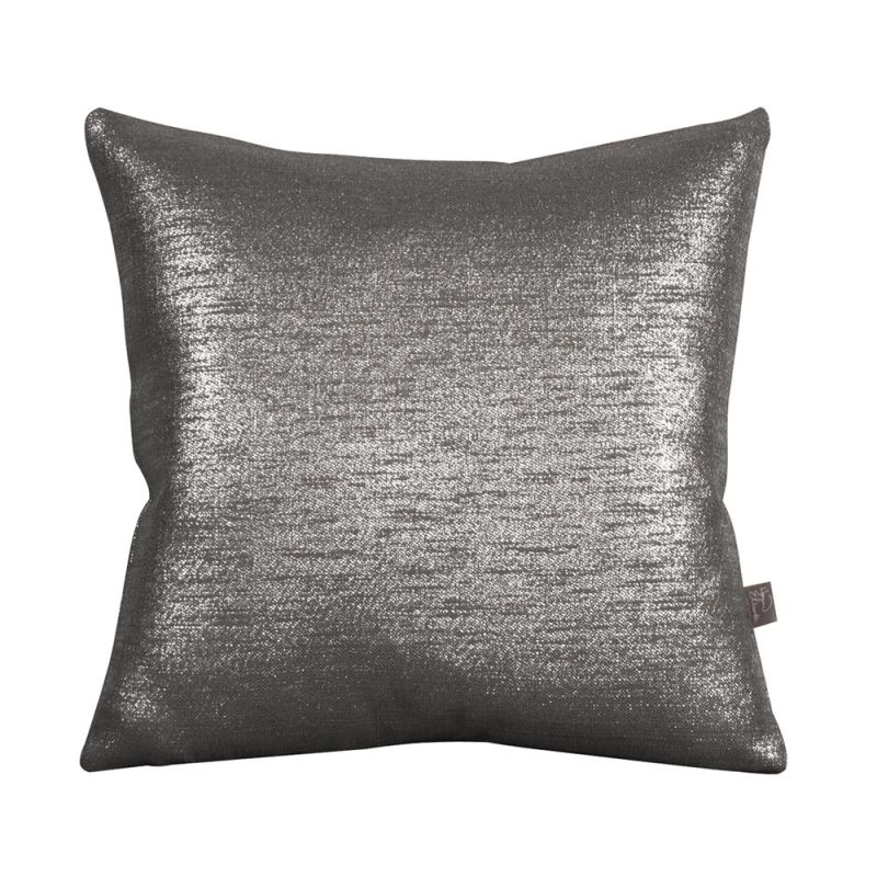 Howard Elliott 1-236 16 X 16 Square Pillow Glam Zinc Home Decor