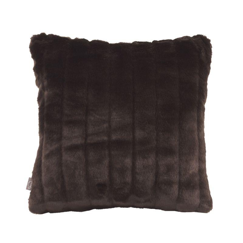 Howard Elliott 1-285 16 X 16 Square Pillow Mink Brown Home Decor