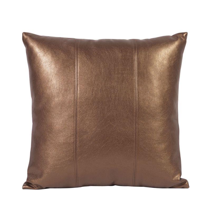 Howard Elliott 1-294 16 X 16 Square Pillow Shimmer Bronze Home Decor
