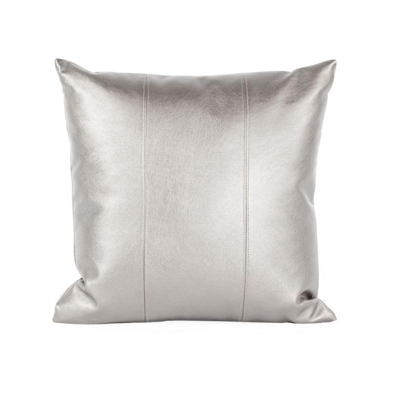 Howard Elliott 1-788 16 X 16 Square Pillow Shimmer Mercury Home Decor