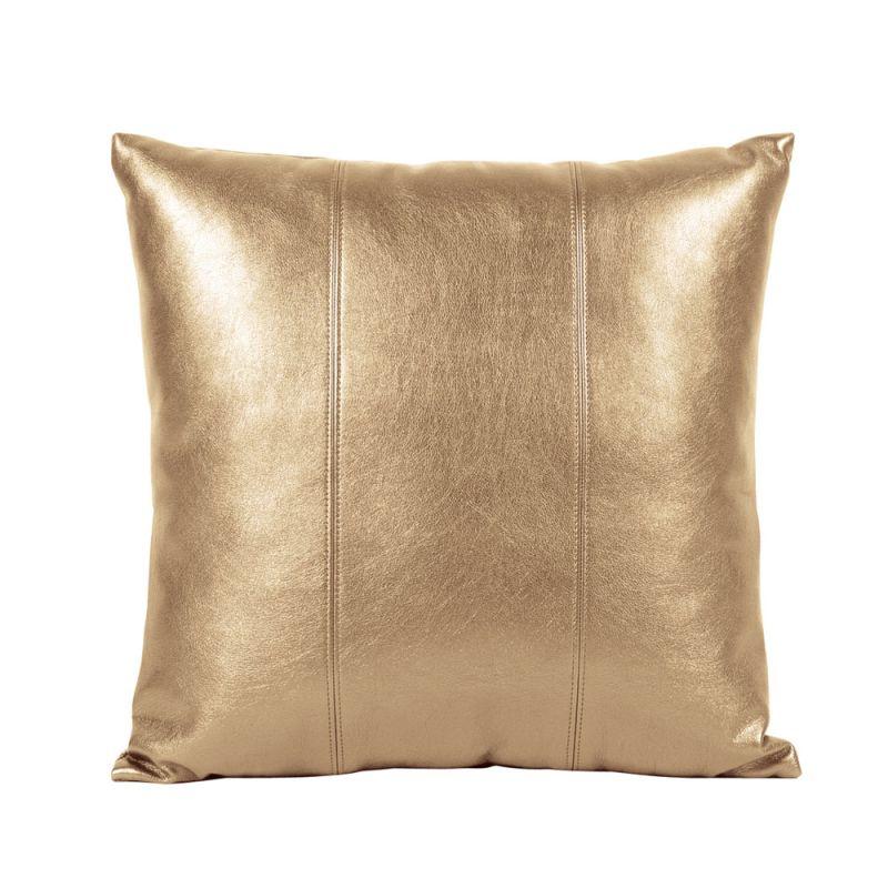 Howard Elliott 1-880 16 X 16 Square Pillow Shimmer Gold Home Decor