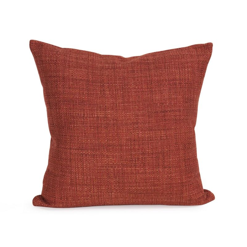 Howard Elliott 1-885 16 X 16 Square Pillow Coco Coral Home Decor