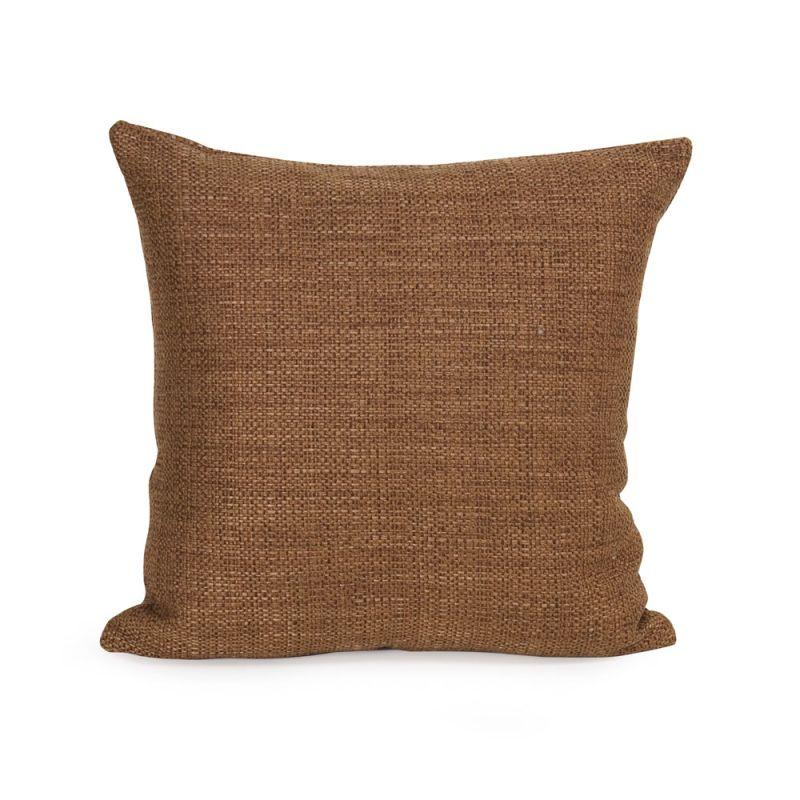 Howard Elliott 1-886 16 X 16 Square Pillow Coco Topaz Home Decor