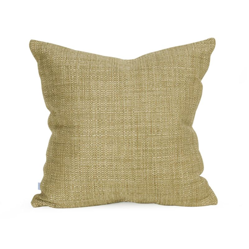 Howard Elliott 1-887 16 X 16 Square Pillow Coco Peridot Home Decor