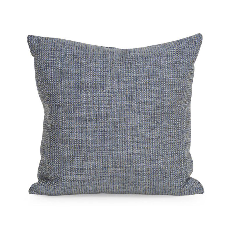Howard Elliott 1-889 16 X 16 Square Pillow Coco Sapphire Home Decor