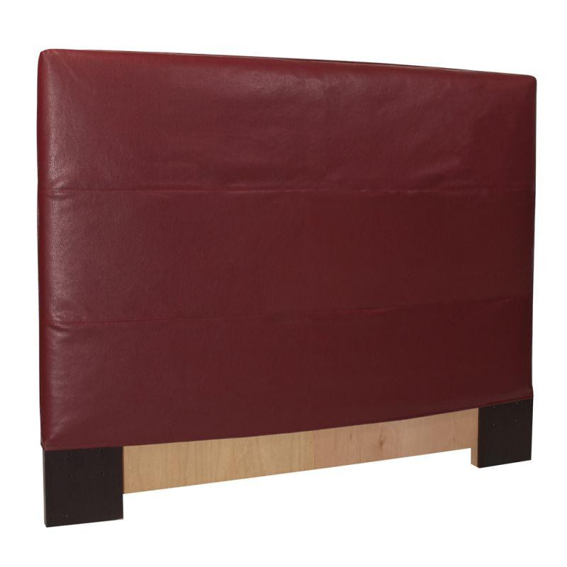 Howard Elliott 122-193 Avanti 42 X 48 Twin Headboard Slipcover Red