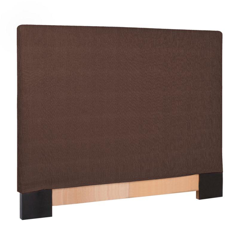Howard Elliott 122-202 Sterling 42 X 48 Twin Headboard Slipcover Brown