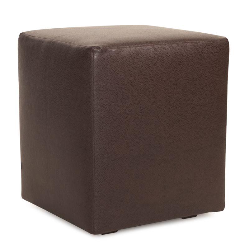"Howard Elliott Avanti Universal Cube Ottoman 18"" Square Polyurethane"