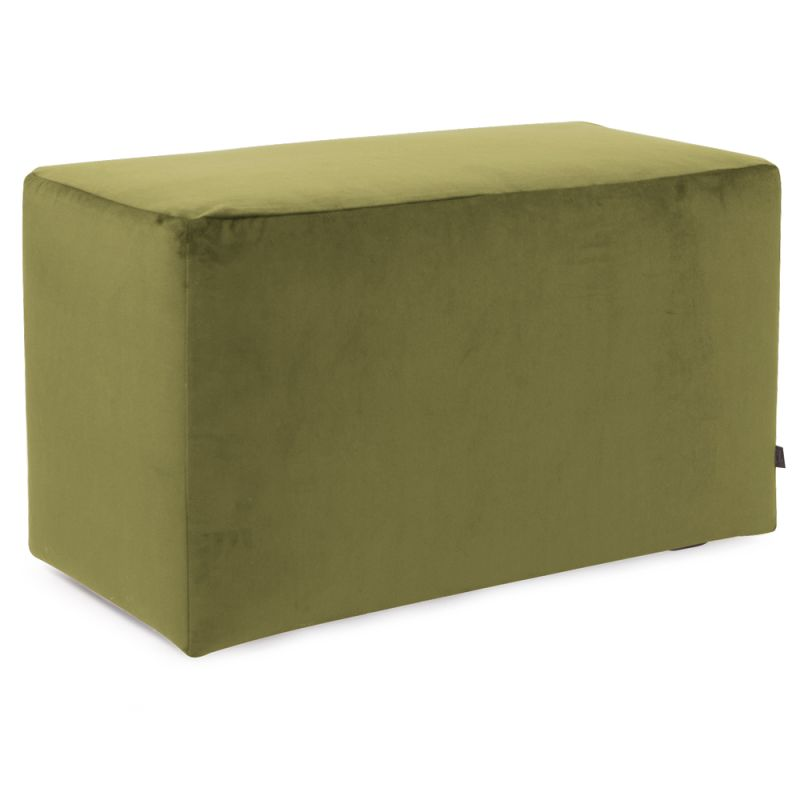 "Howard Elliott Bella Universal Bench 36"" Wide Polyester Bench Moss"