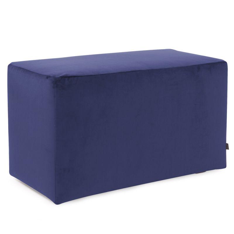 "Howard Elliott Bella Universal Bench 36"" Wide Polyester Bench Royal"