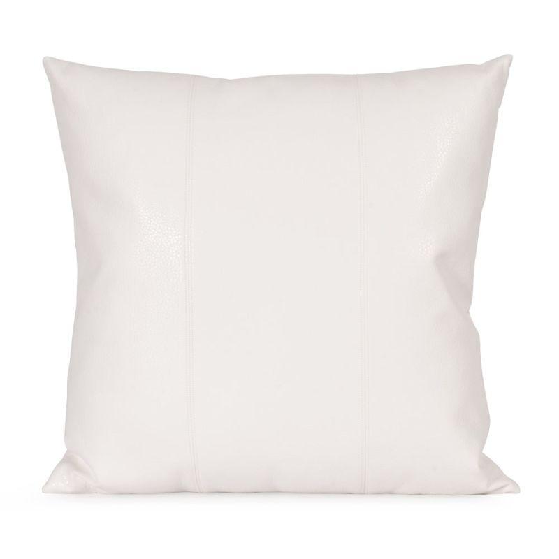 Howard Elliott 2-190 20 X 20 Square Pillow Avanti White Home Decor