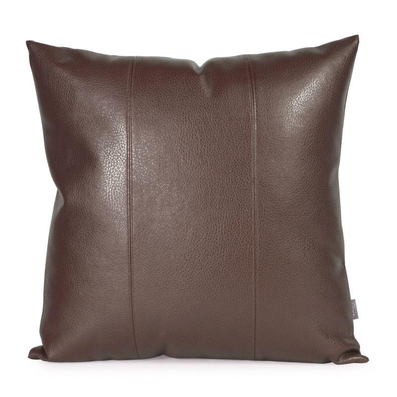 Howard Elliott 2-192 20 X 20 Square Pillow Avanti Pecan Home Decor