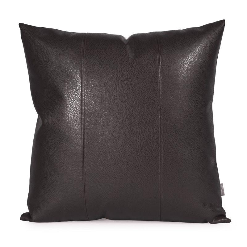 Howard Elliott 2-194 20 X 20 Square Pillow Avanti Black Home Decor