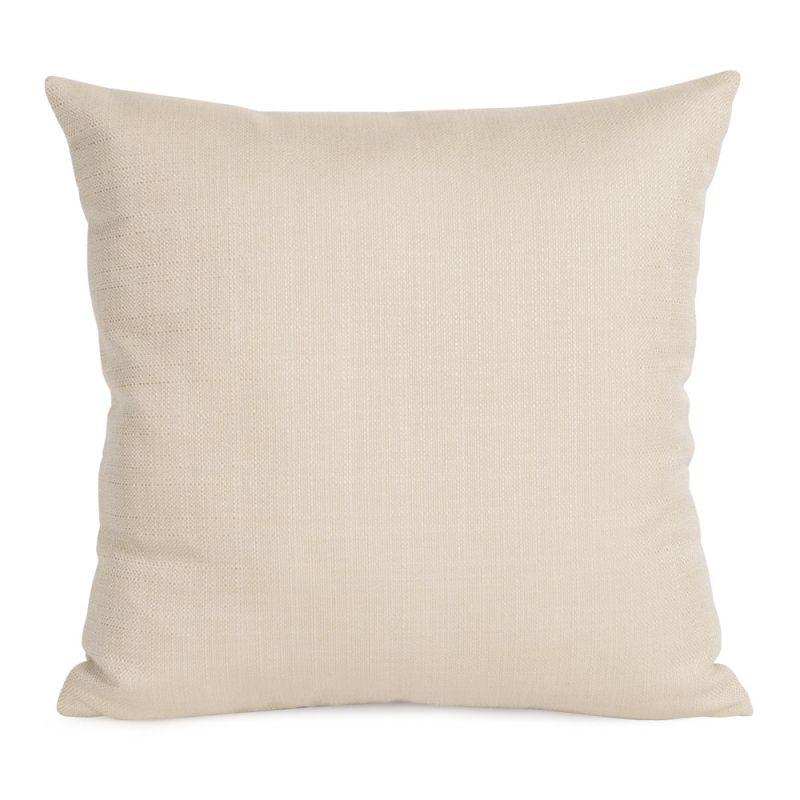 Howard Elliott 2-203 20 X 20 Square Pillow Sterling Sand Home Decor