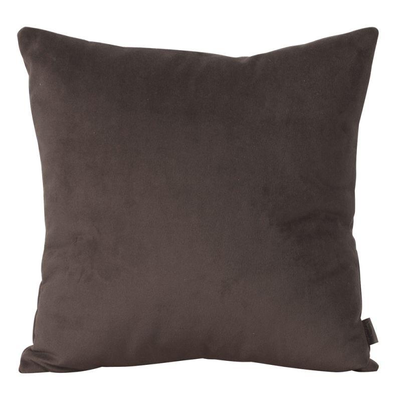 Howard Elliott 2-220 20 X 20 Square Pillow Bella Chocolate Home Decor
