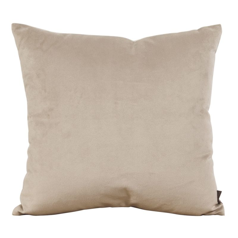 Howard Elliott 2-224 20 X 20 Square Pillow Bella Sand Home Decor