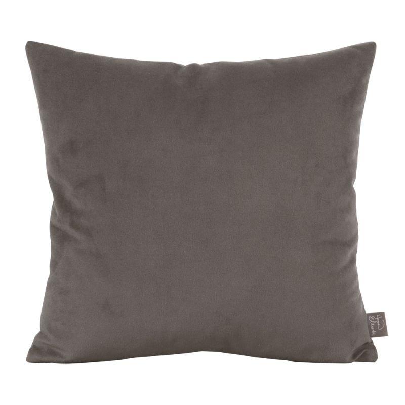 Howard Elliott 2-225 20 X 20 Square Pillow Bella Pewter Home Decor