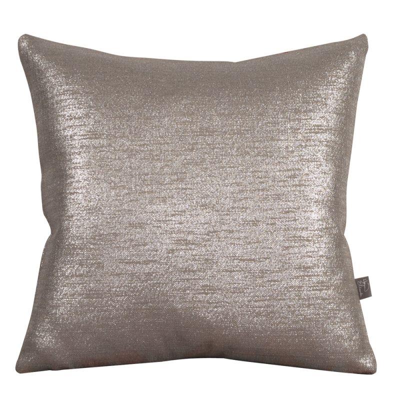 Howard Elliott 2-237 20 X 20 Square Pillow Glam Pewter Home Decor