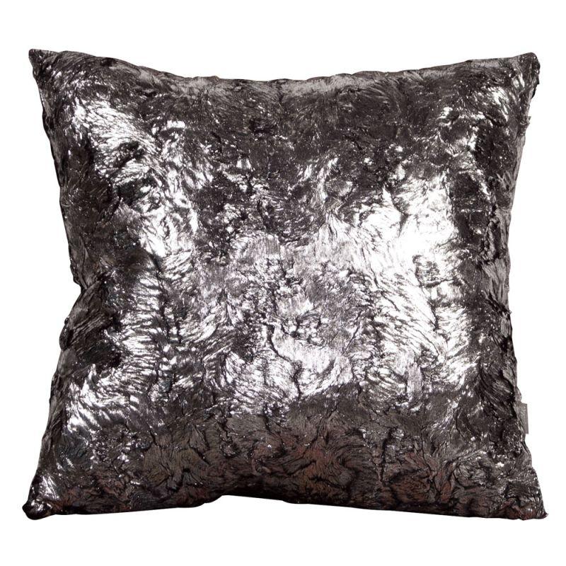 Howard Elliott 2-248 20 X 20 Square Pillow Silver Fox Home Decor