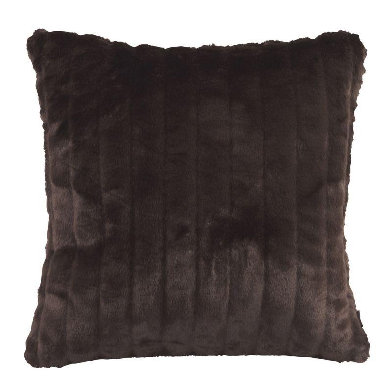 Howard Elliott 2-285 20 X 20 Square Pillow Mink Brown Home Decor