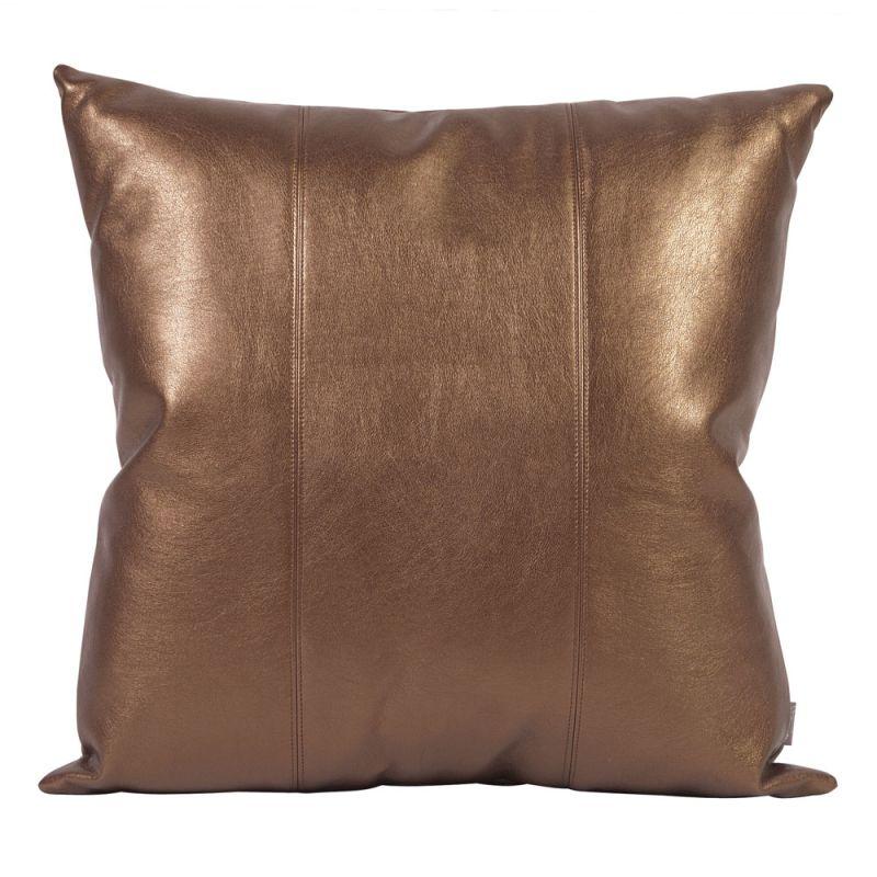Howard Elliott 2-294 20 X 20 Square Pillow Shimmer Bronze Home Decor