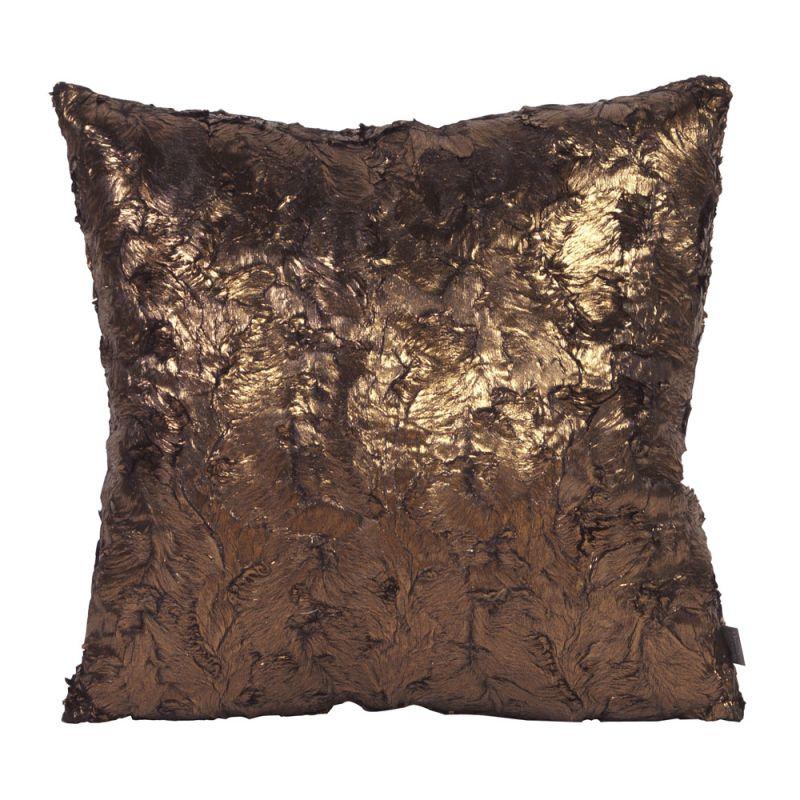 Howard Elliott 2-295 20 X 20 Square Pillow Gold Cougar Home Decor
