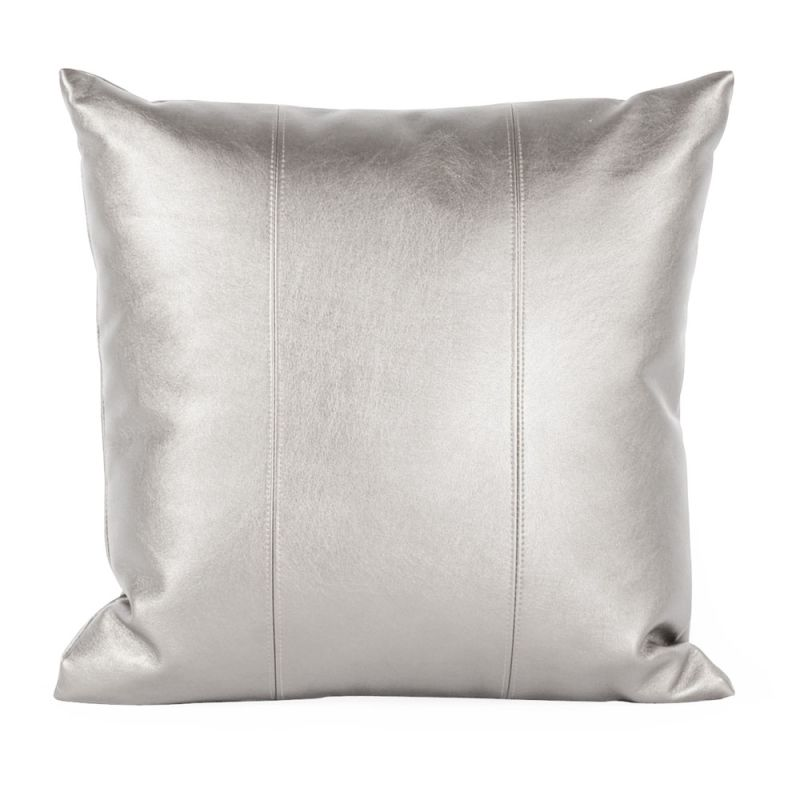 Howard Elliott 2-788 20 X 20 Square Pillow Shimmer Mercury Home Decor