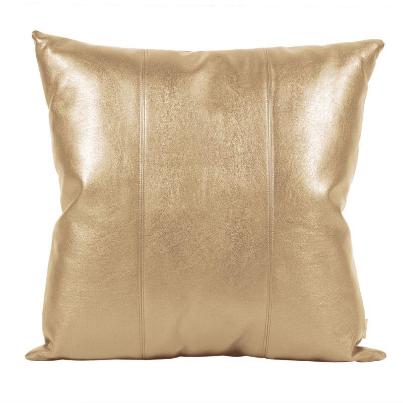 Howard Elliott 2-880 20 X 20 Square Pillow Shimmer Gold Home Decor