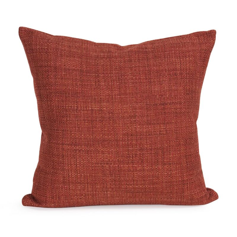 Howard Elliott 2-885 20 X 20 Square Pillow Coco Coral Home Decor